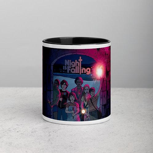 Fort Mug with Color Inside