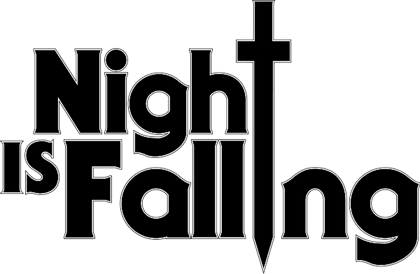 Night Is Falling Logo