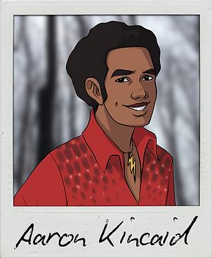 Aaron Kincaid Coming Soon Polaroid