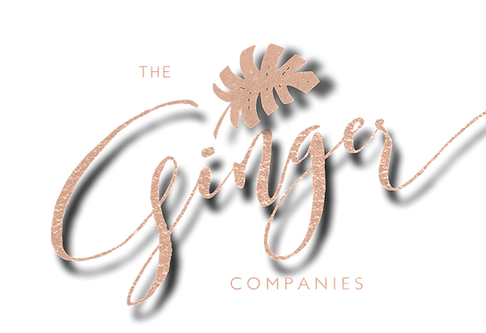 The Ginger Companies Signature Logo