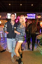 Kick Axe Throw Social Event Bar Photo DC