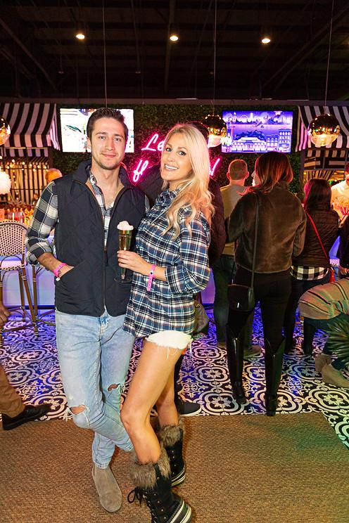 Kick Axe Throw Social Event Photo DC