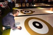 THRōW Social™ Washington, D.C. curling bar