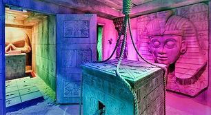 escape room live washington DC Mummy Roo