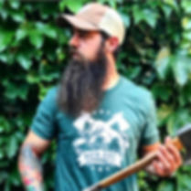 Kick Axe Throwing t-shirt for sale