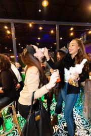 THRōW Social™ Washington, D.C. bar cabanas