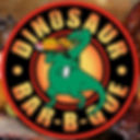 dinosaur BBQ menu logo kick axe brooklyn