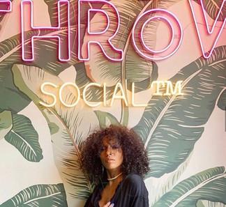 Throw Social Washington DC bar nightclub competitive socializing cabanas Nightclub Cabanas
