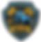 Kick Axe throwing Badge logo small
