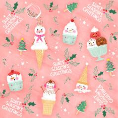 Ice Cream Snowpeople
