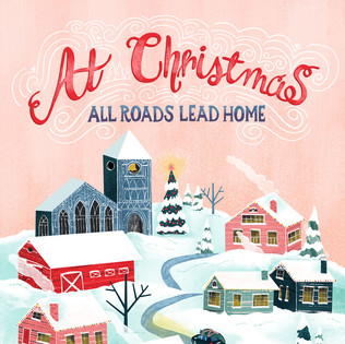 Road Home Holiday Greeting