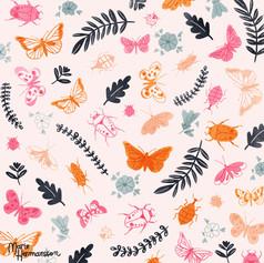 Beetles and Butterflies