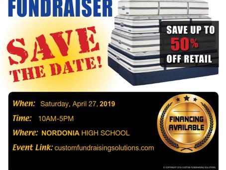 2019.04.27 Mattress Fundraiser