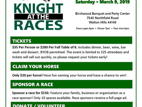 2019.03.09 Knight At The Races