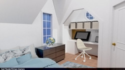 Muskoka Bedroom Concept