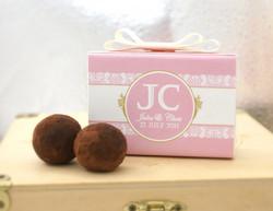 Wedding Chocolate Truffles