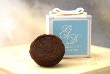 Wedding Chocolate Commemorative Ball 1pc 婚禮朱古力紀念球禮盒 1顆裝
