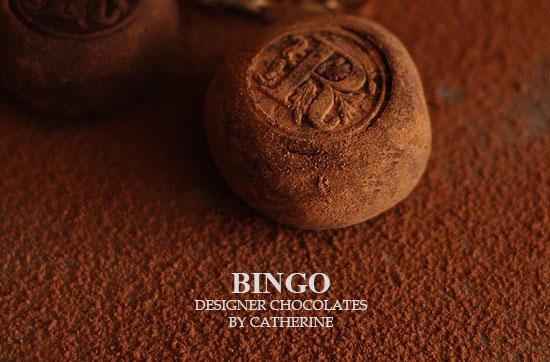 Bingo-delices 香港回禮度身訂造婚禮百日宴 朱古力 hk wedding gift favors handmade chocolates 19