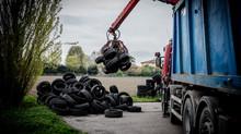 Vi siete mai chiesti che fine fanno gli pneumatici fuori uso ?