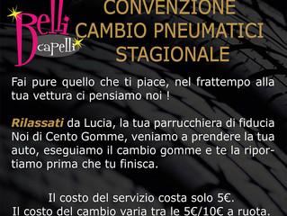 CONVENZIONE BELLI CAPELLI
