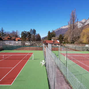 Les cours de tennis reprennent cette semaine !