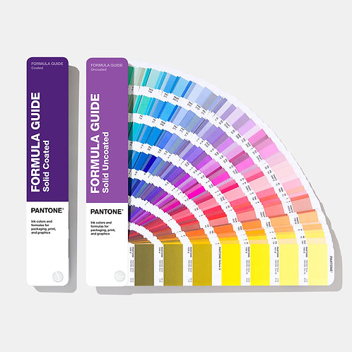 Pantone Formula Guide | Coated & Uncoated with 294 new colors