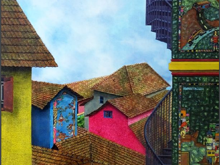 Past Exhibition - Exhibition by Santhosh Andrae