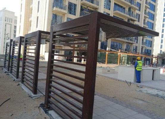 Dining Pod - Dubai Creek Harbour Plot 18