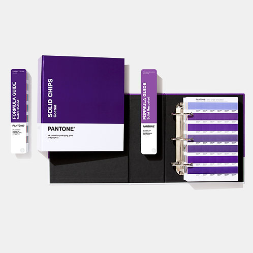 Solid Color Set - Pantone Color tools for all stages of your graphics wo
