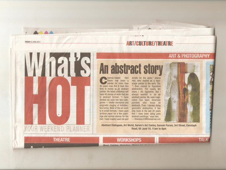 What's Hot - An abstract story