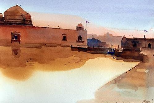 Landscape A'Dorne the history by Prashant Prabhub