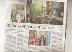 Published in The Hindu Metro Plus by Sujatha Shankar. Kodaikanal offers the right ambience that help