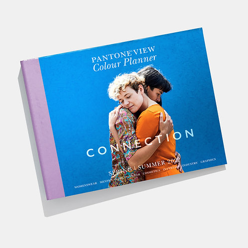 PANTONEVIEW Colour Planner Spring/Summer 2022
