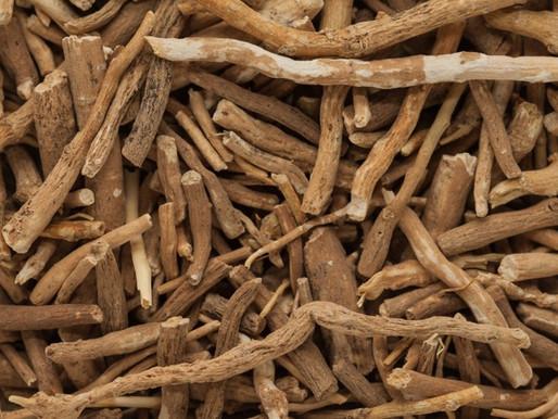 Ashwagandha root & Herbs