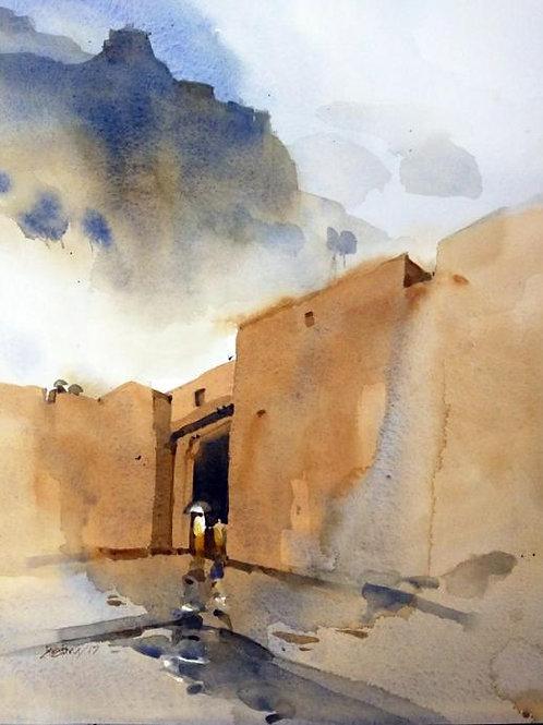 Enter the mythical Landscape by Prashant Prabhu