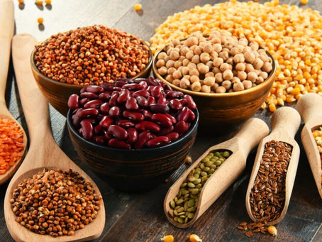 Pulses,Nuts & Seeds