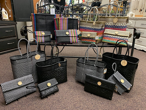 Artisan Handwoven Bags - Curbside Pick up Only