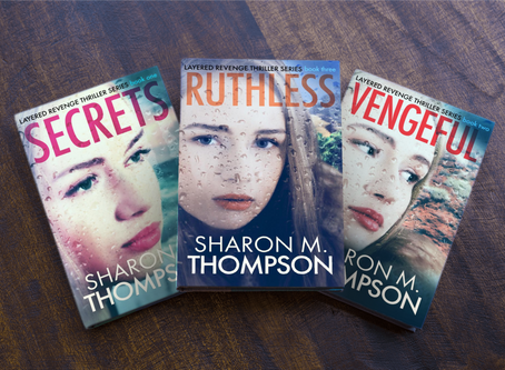 RUTHLESS BOOK 3 - LAUNCHED
