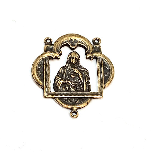 Immaculate Heart of Mary, Large (#C-223)