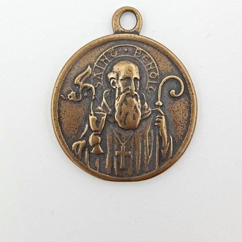 St. Benedict Medal (#379)