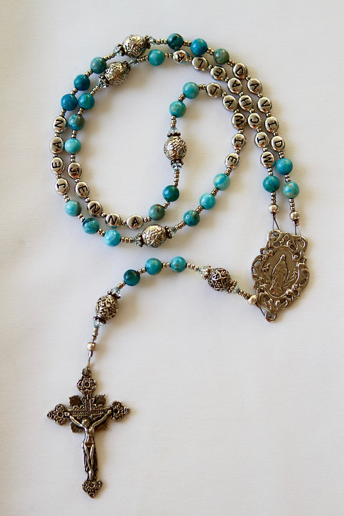 Name Rosary Design
