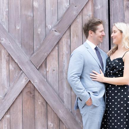 Jack + Katelyn Engagement Photoshoot
