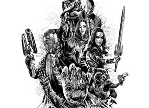 Les Gardiens de la Galaxie : le pôle com au summum