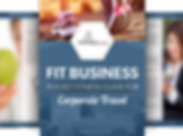 Pocket Fitness Guide for Corporate Travel by Master Suites Corporate Housing