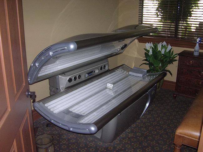 Suntan Bed