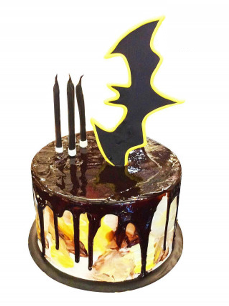 Batman Konsept Pasta