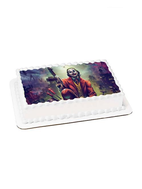 Joker Resimli Pasta