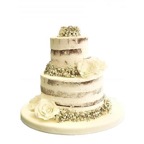 Beyaz Sıvama Pasta