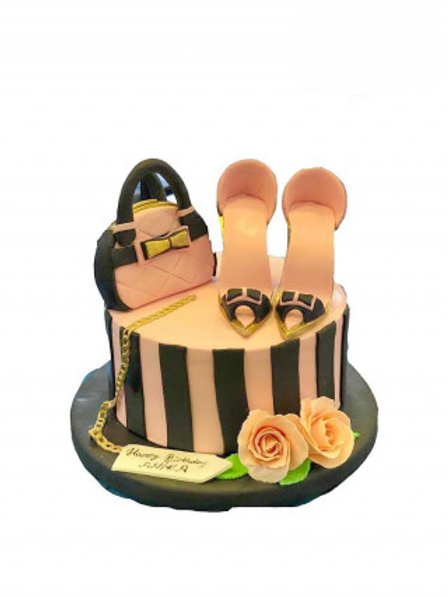 Moda Tasarım Pasta