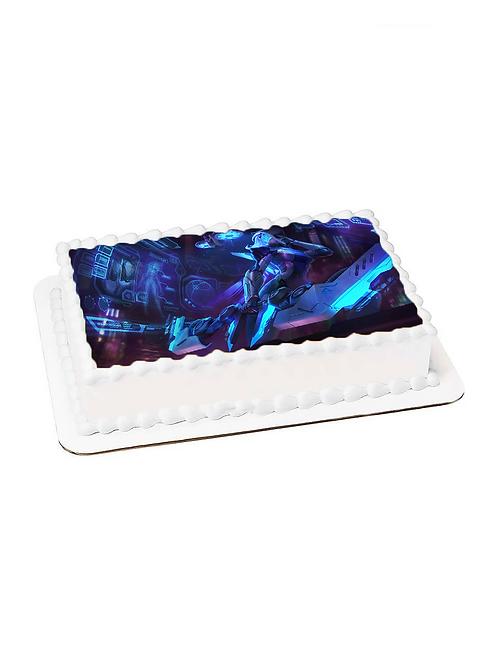 Oyun Resimli Pasta